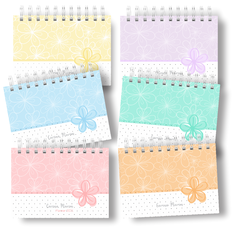 Mini Planner Colors 2021