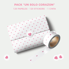 PACK UN SOLO CORAZON