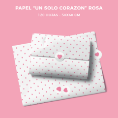 PACK UN SOLO CORAZON en internet