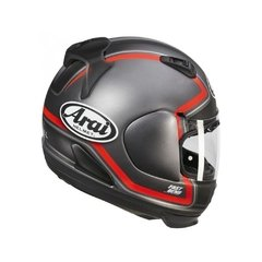 arai rebel trophy red frost - comprar online