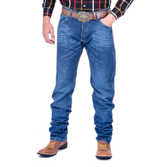 CALCA JEANS 01M COMPETITION RELAXED FIT - 01MWXDY37