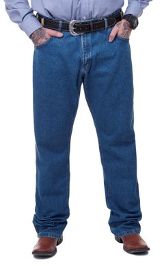 CALCA JEANS 01M COMPETITION RELAXED FIT - 01MWXGK36