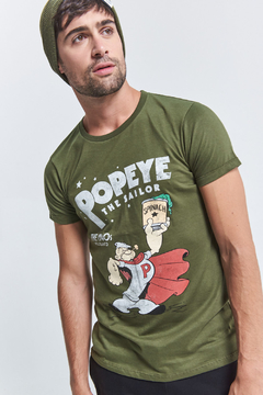 REMERA POPEYE SAILOR