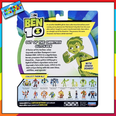 Ben 10 Muñeco 13cm Glitch Ben Out of the Omnitrix - comprar online