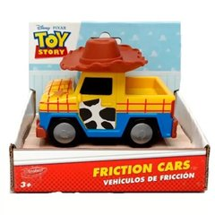 Auto a friccion Toy Story Woody Disney Toy Maker 7160