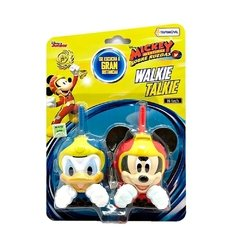 Handy Walkie Talkie Mickey Donald Disney Original Dch07681