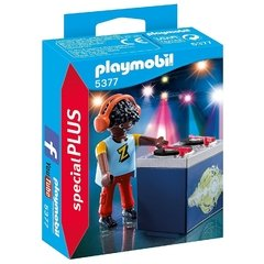 Playmobil Special Plus Dj Disc Jockey 5377