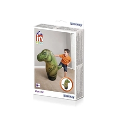 Puching Ball Dinosaurios Bestway Inflable Infantil Boxeo T-Rex