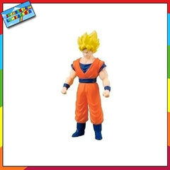 Muñeco Dragon Ball Z 9cm Goku Super Saiyajin en internet