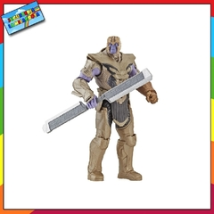 Figura  Thanos Avengers End Game 15cm - comprar online