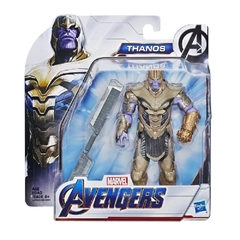 Figura  Thanos Avengers End Game 15cm