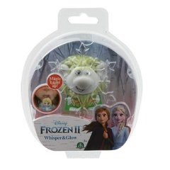 Frozen 2 whisper and glow Sopla y brilla princesa conelada Troll