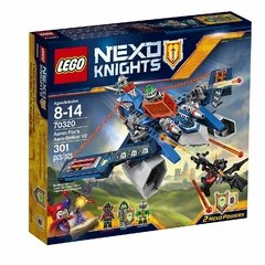 LEGO Nexo Knights Ataque Aereo V2 Do Aaron 70320