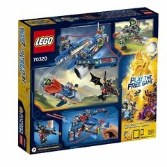 LEGO Nexo Knights Ataque Aereo V2 Do Aaron 70320 na internet
