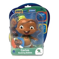 Mini Beat Power Rockers Carlos Multikids - BR996