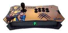 Controle Arcade Rgb Pc/ps3/rasp/ps4 Legacy 100% Digital