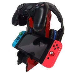SUPORTE CONTROLE PS5, XBOX SERIE X, PS4, XBOX ONE, JOYSTICK, HEADSET, CONSOLE PORTATIL na internet