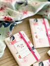 Pocket Notebook PEONIAS