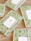 Pocket Notebook FLORAL SILVESTRE
