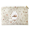 Animals in Forest Necessaire - Beige