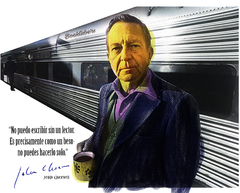 John Cheever (Booktubers) en internet
