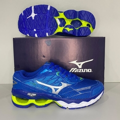 MIZUNO WAVE CREATION 20 Azul/Verde