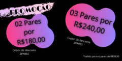 Banner da categoria SLIP ON