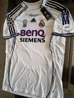 Camiseta adidas Retro Real Madrid Titular Cannavaro #5 2006 en internet