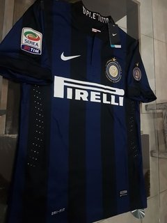 Camiseta Nike Retro Inter de Milano J. Zanetti #4 For4 Pupi en internet