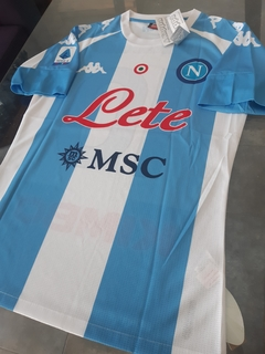 Camiseta Napoli Match Homenaje a Maradona #10 2020 2021 MATCH en internet