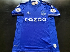 Camiseta Hummel Everton Titular James #19 2020 2021 Premier en internet