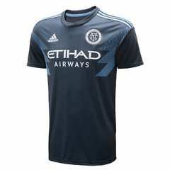 Camiseta adidas New York NY City Gris 2019