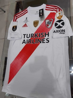 Camiseta adidas River Plate Titular MatchDay Final 2019 Lima - comprar online