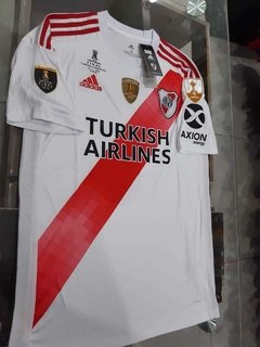 Camiseta adidas River Plate Titular MatchDay Final 2019 Lima en internet
