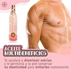 Aceite Multibeneficios  Mediano 120ml - comprar online