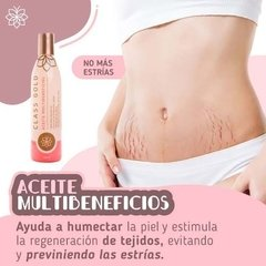 Aceite Multibeneficios  Mediano 120ml
