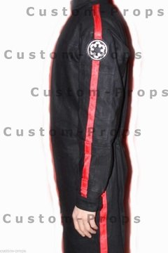 TIE Pilot 181st Imperial Fighter Group - Flightsuit - Custom-Props
