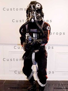 Tie Fighter 181st - Complete Suit Soft Parts