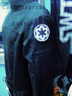 Tie Fighter Pilot - Flightsuit