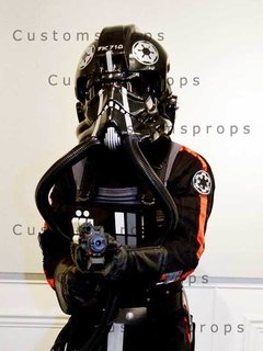 Image of Tie Fighter 181st - Complete Suit Soft Parts