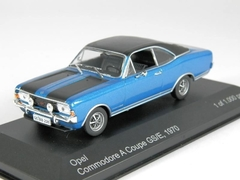 Miniatura Opel Commodore GSE 1970 opala - 1/43 Whitebox