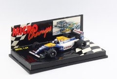 Miniatura Williams FW14B #6 F1 - R. Patrese 1992 - 1/64 Minichamps