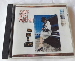 STEVE RAY VAUGHAN AND THE DOUBLE TROUBLE - THE SKY IS CRYNG