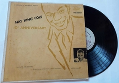 NAT KING COLE - 10 TH ANNIVERSARY ALBUM