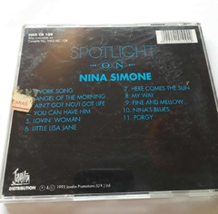 NINA SIMONE - SPTOLIGHT ON na internet