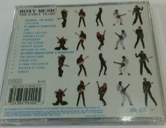 ROXY MUSIC - THE EARLY YEARS - comprar online
