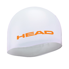 HEAD MOULDED SILICONE WHITE