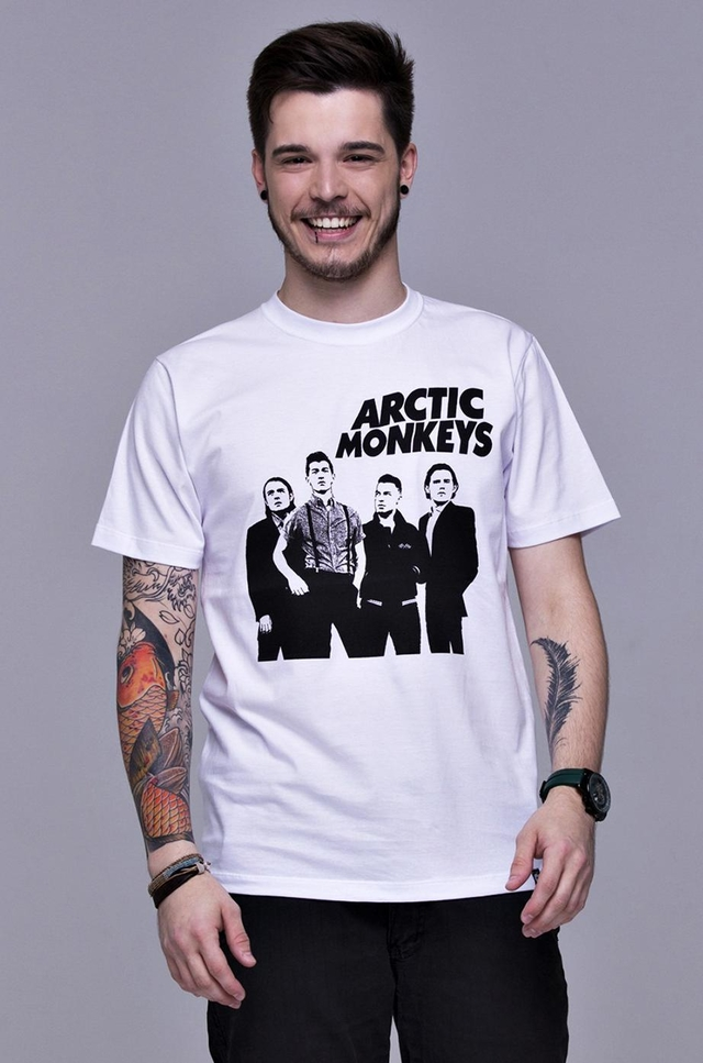 ARCTIC MONKEYS T-SHIRT UNISEX