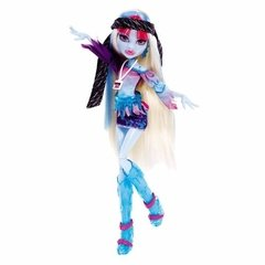 Boneca Monster High Abbey Bominable Vip - Mattel