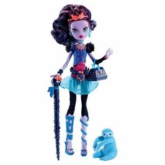 Boneca Monster High Jane Boolittle - Mattel